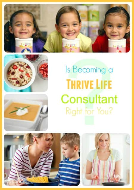 Thrive life is a direct selling company that can actually reduce a person's spending by saving you money on your grocery bill. Find out if becoming a consultant is right for you.