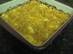 Food Storage Cheesy Potatoes