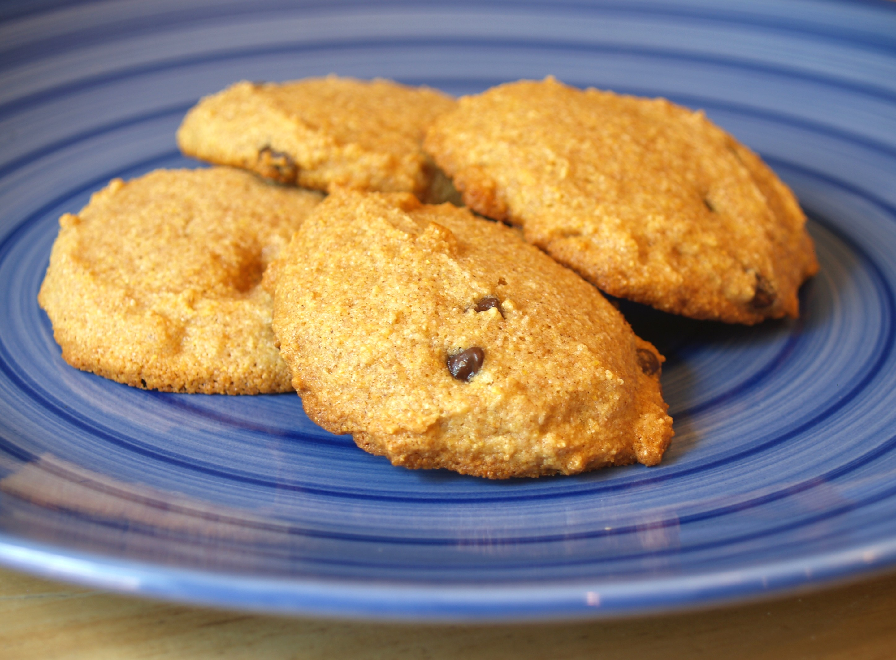 Cornmeal Cookies | Your Own Home Store