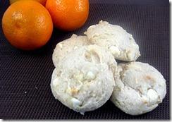 orange food storage cookies
