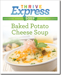 Baked Potato Cheese Soup