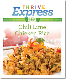 Chili Lime Chicken Rice