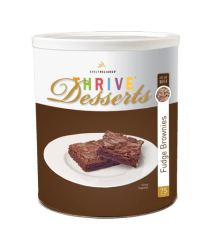 THRIVE Brownie Mix by THRIVE Life (formerly Shelf Reliance)