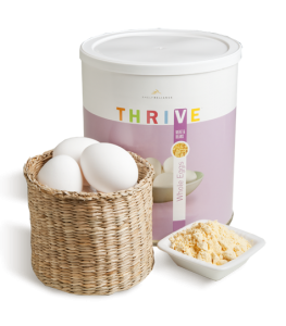 THRIVE Whole Egg Powder by THRIVE Life (formerly Shelf Reliance)