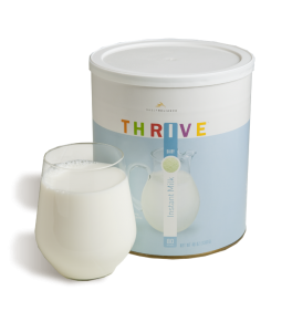 THRIVE Instant Milk by THRIVE Life (formerly Shelf Reliance)