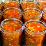 Home Canned Vegetable Beef Soup