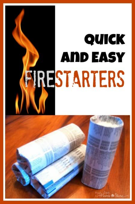 These firestarters can be made for free with items you already have at home.
