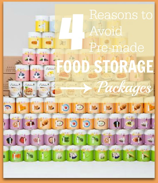 Premade packages