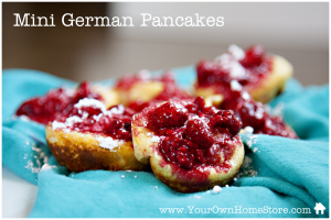 Thrive German Pancakes