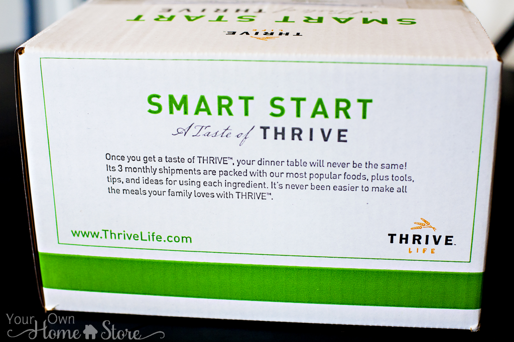 Taste of Thrive Box