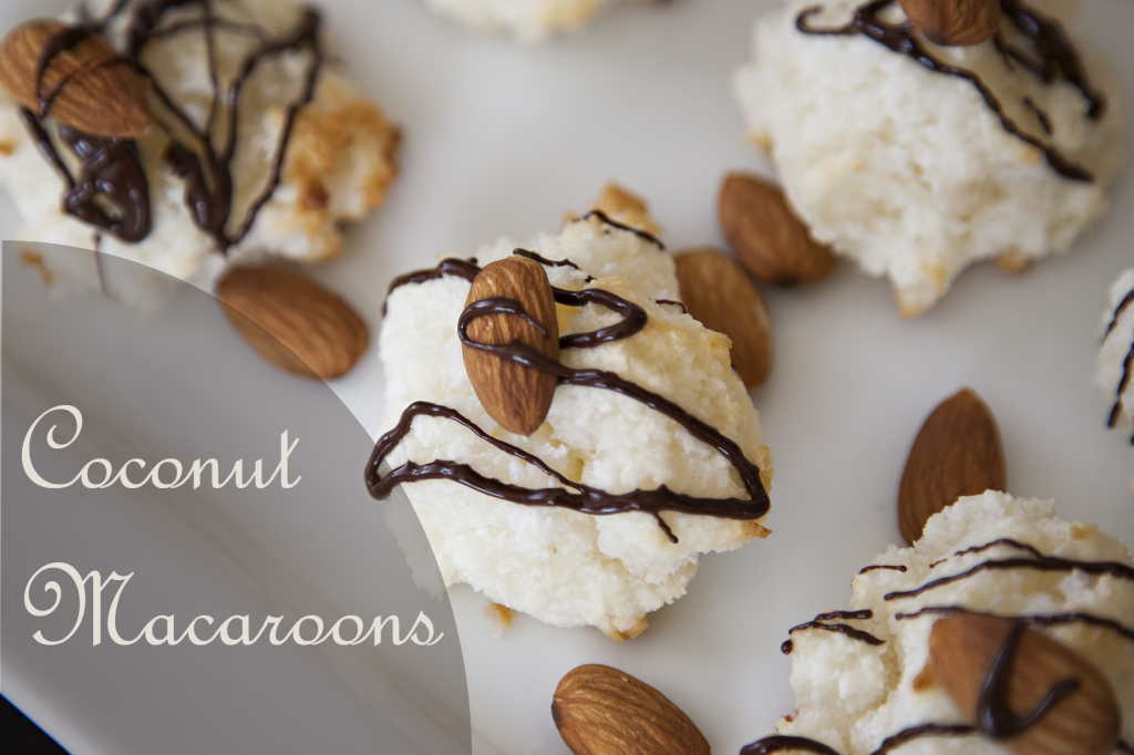 Quick and Easy Coconut Macaroons