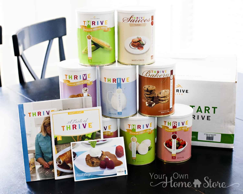 Smart Start: Taste Of Thrive