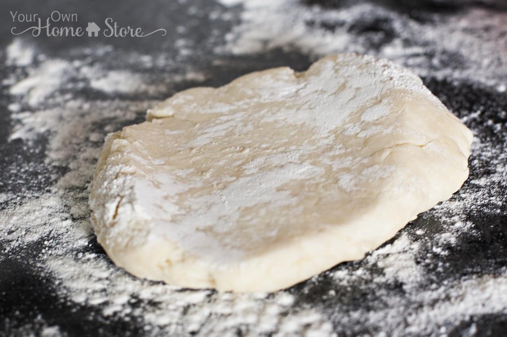 pie crust floured service