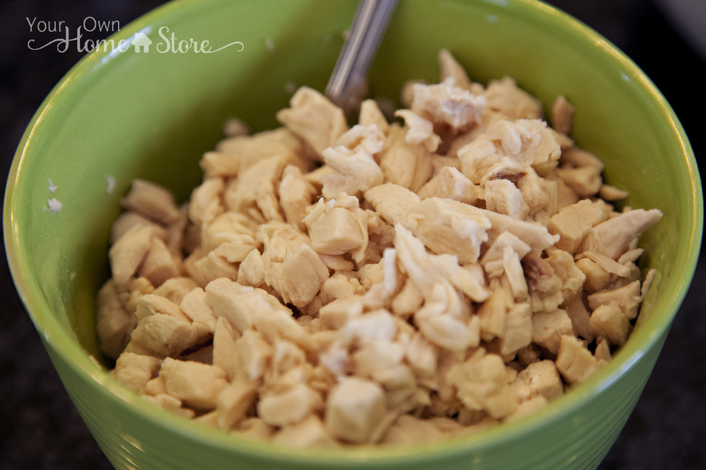Southwestern pasta salad chicken