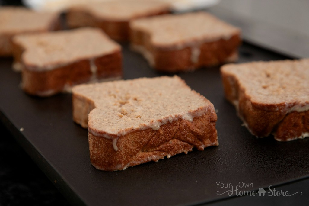 Cooking Food Storage French Toast