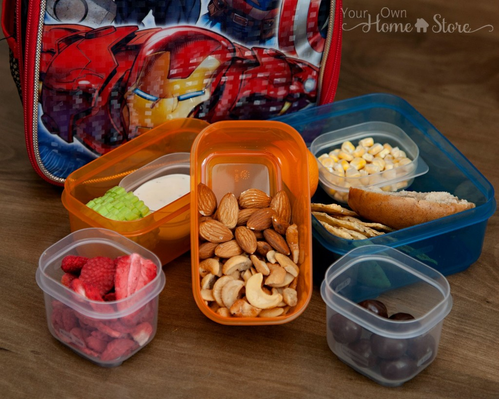 Let your kids choose (from a list of healthy school lunch ideas) what they get for lunch each day lunch-able style. http://simplefamilypreparedness.com/?p=9377