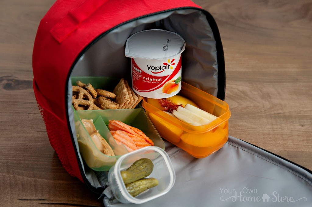 Let your kids choose (from a list of healthy school lunch ideas) what they get for lunch each day lunch-able style. https://simplefamilypreparedness.com/?p=9377