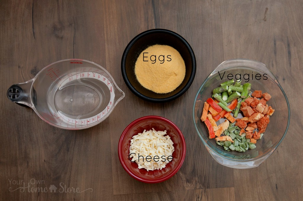 Food Storage Omelet Ingredients: https://simplefamilypreparedness.com/food-storage-omelet/
