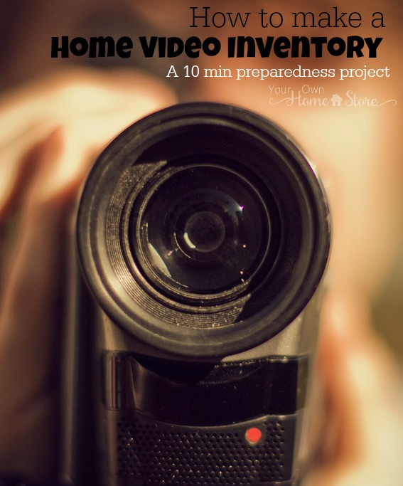 Why and how to create a video inventory of items in your home:  https://simplefamilypreparedness.com/home-video-inventory/