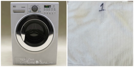 Powerless laundry experiment | Doing laundry without power