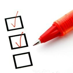 3 Lists You Should Make to Prioritize Your Preparedness Goals