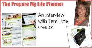 Prepare My Life Planner