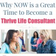 become a thrive life consultant