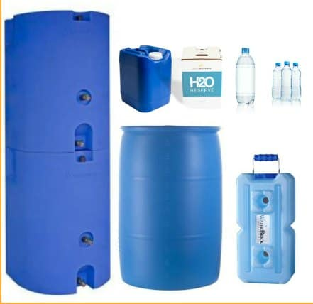 How to Store Water: Choosing the Right Containers