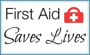 First Aid Saves Lives