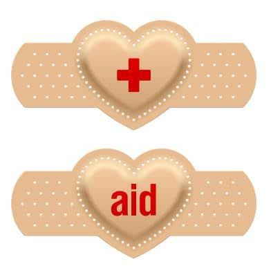 Prep 101 Month #3: First Aid Saves Lives