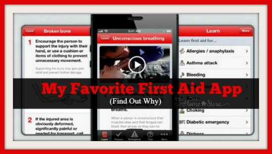 My Favorite First Aid App (it's Free)