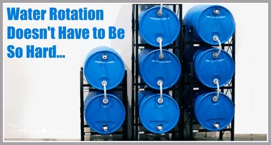 Hydrant Water Storage System by TItan Ready USA