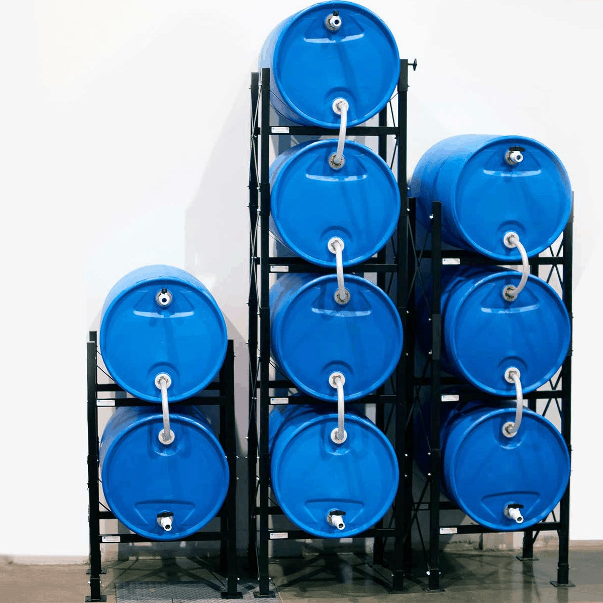 The Titan Water Storage System By Titan Ready USA