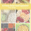 Is freeze dried food storage expensive