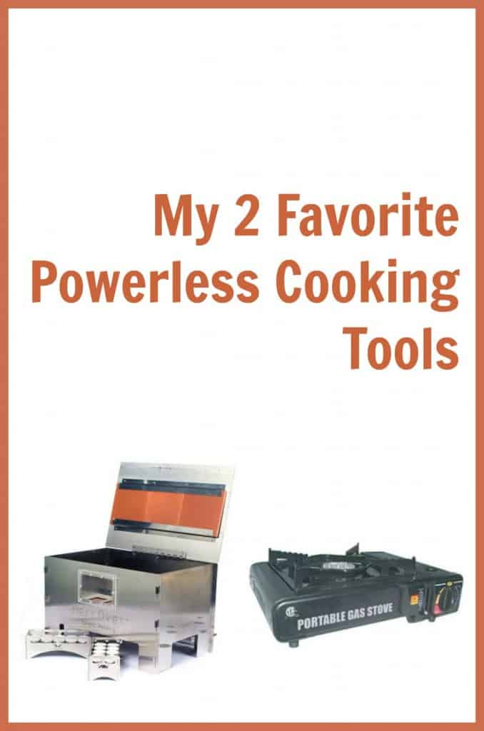 powerless cooking tools