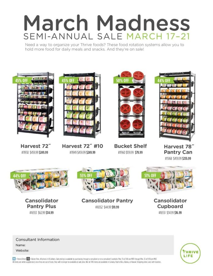 Thrive Life March Madness Page 4