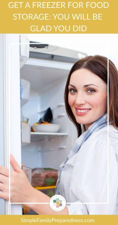 Freezer for Food Storage | Tips to help you use your freezer for extra food storage