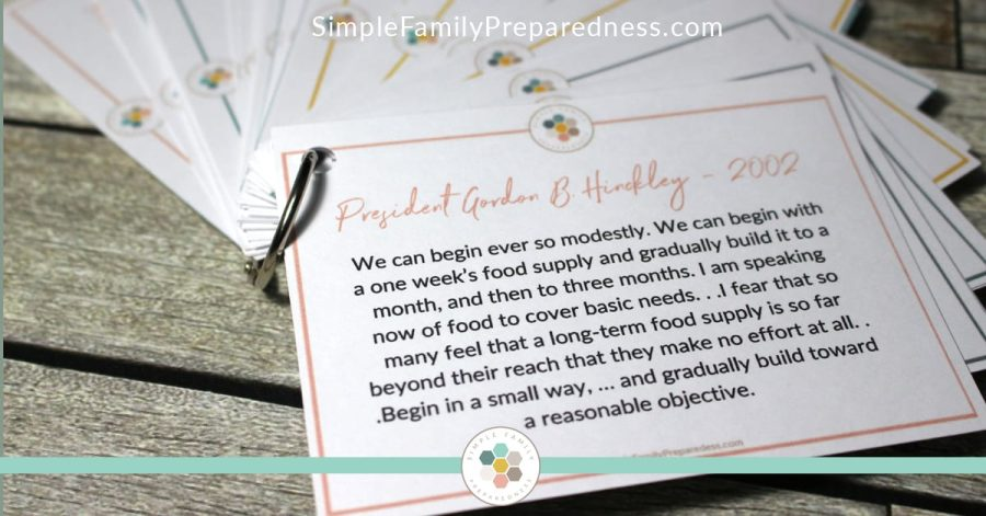 60 Mormon Preparedness Quotes From General Conference Simple Adorable Mormon Quotes