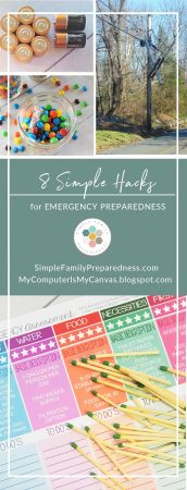 8 emergency preparedness hacks | Simple Emergency Preparedness Hacks That Work