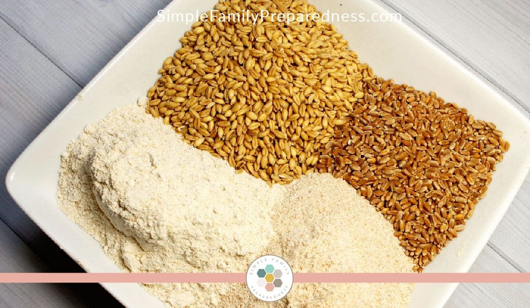 What You Need to Know about How to Use Wheat in Your Food Storage