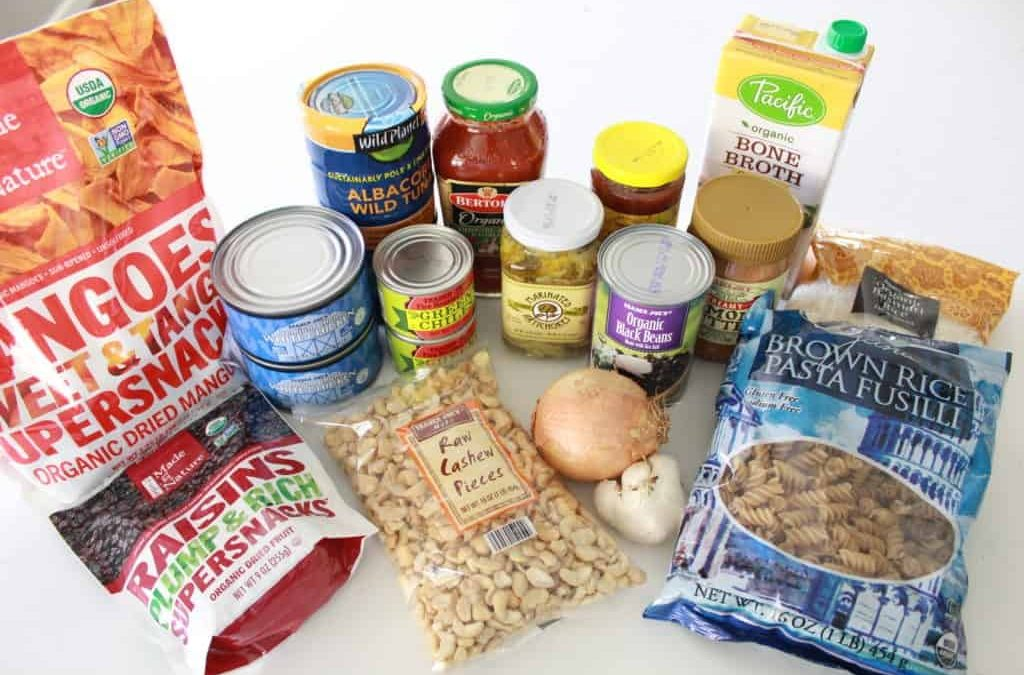 10 Staples of a Well-Stocked Emergency Food Pantry