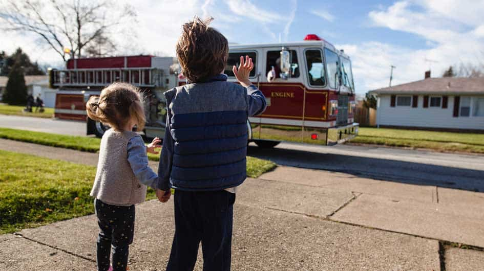 Teaching Your Children to be Prepared in Case of Emergencies