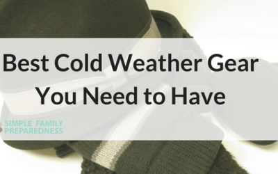 Best Cold Weather Gear You Need to Have