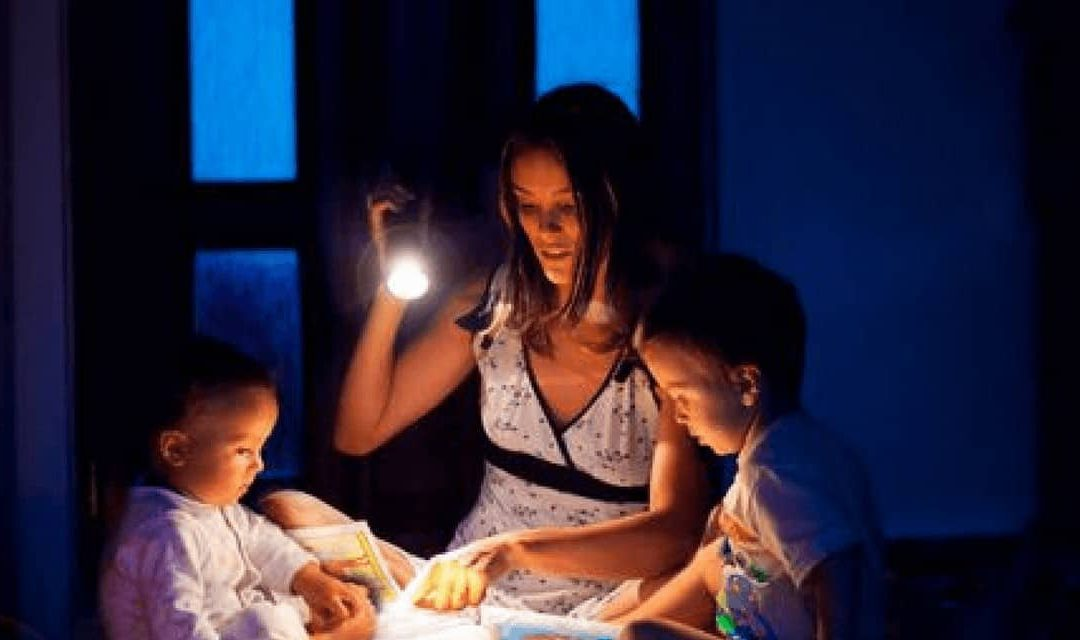 Are You and Your Family Prepared for a Power Outage?
